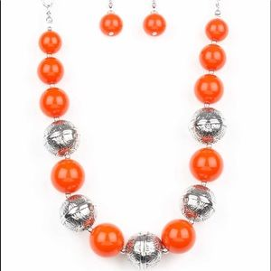 Paparazzi Floral Fusion Necklace